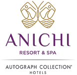 Logo d'Anichi Resort & Spa – Un hôtel de la Collection Autograph
