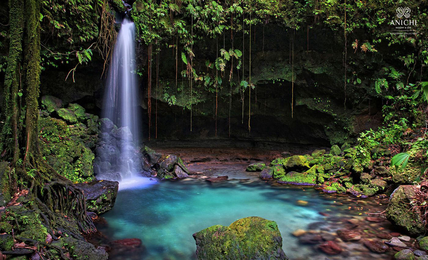 Emerald Pool - Dominica Image Gallery - Anichi Resort & Spa