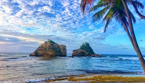 Media: Rocks in Dominica - Anichi Resort & Spa
