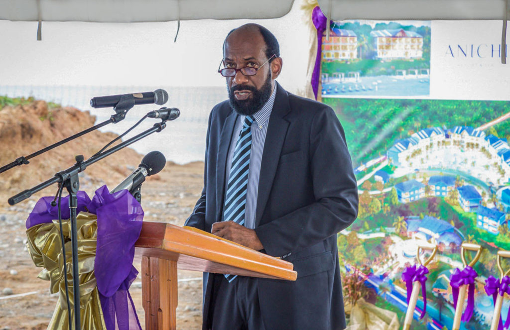 Chief Executive Officer of Anichi Development, Alick Lawrence, credits the Citizenship by Investment Programme for circulating money in the economy