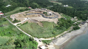 iew of construction at Anichi Resort & Spa