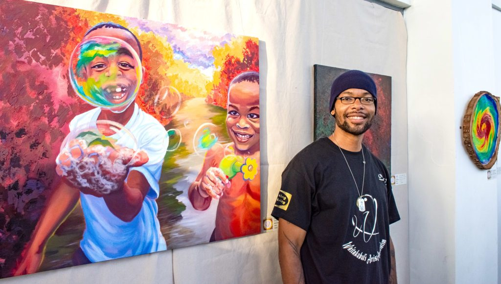 WhoOsh! Art Exhibition Celebrates Dominica Resilience Post Hurricane Maria