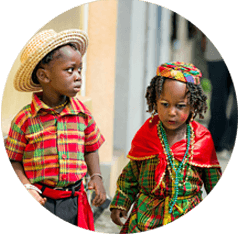 Dominica Children