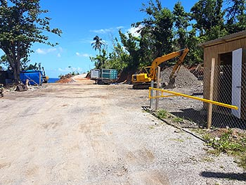 May 15, 2018 Construction Update: Main Entrance to Anichi Resort & Spa