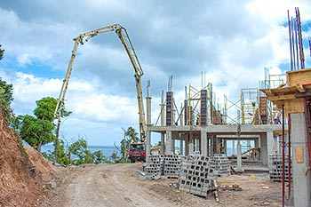 July 03, 2018 Anichi Resort Construction Update: Construction Blocks