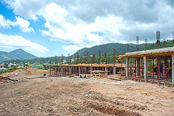 July 03, 2018 Anichi Resort Construction Update: East View