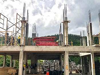 July 19, 2018 Anichi Resort Construction Update