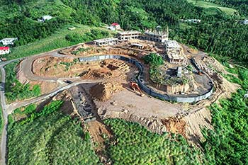 August 17, 2018 Anichi Resort Construction Update