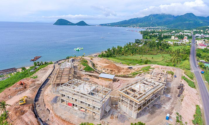 Construction Update: Anichi Resort & Spa - October 17, 2018