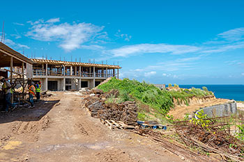 Anichi Resort Construction Update: Building Six (6) - November 17, 2018