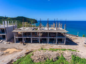 Building 6 - December 17, 2018 Anichi Resort Construction Site