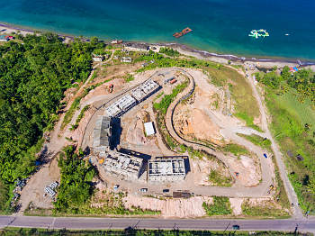 December 17, 2018 Anichi Resort Construction Site