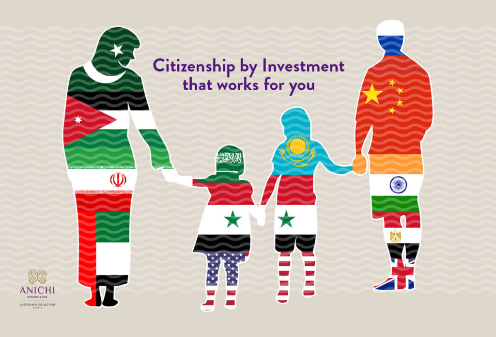 Citizenship by Investment Programme for you and your family