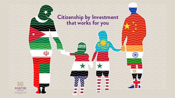 Citizenship by Investment that works for you