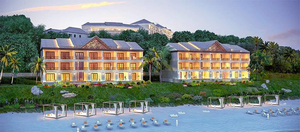 Forbes Hotel List 2019: Anichi Resort & Spa Rendering
