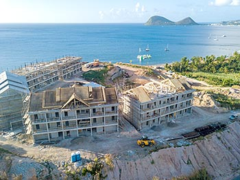 February 17, 2019 Anichi Resort Construction Site: Buildings 9 and 10