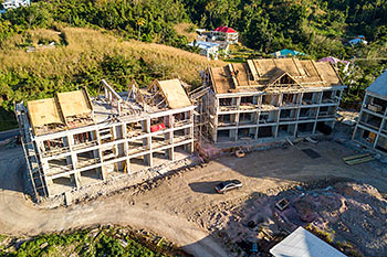 February 17, 2019 Anichi Resort Construction Site: Buildings 10 and 9