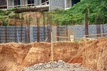 March 11, 2019 Anichi Resort Construction Site: Earth Excavation