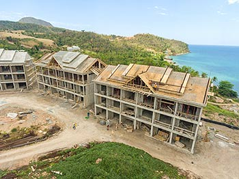 April 27, 2019 Anichi Resort Construction Site: Buildings 7 and 6