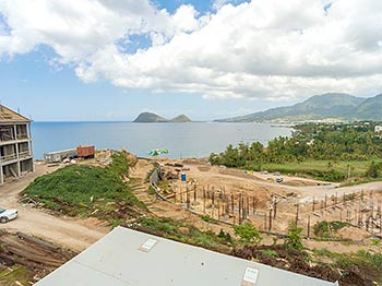 April 27, 2019 Anichi Resort Construction Site: New Buildings Progress