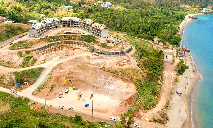 Anichi Resort & Spa: April 27, 2019 Construction Update
