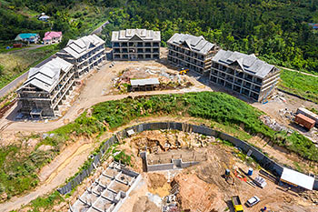 June 21, 2019 Caribbean Resort Construction Update: Construction Progress