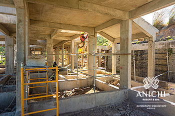 anuary 24, 2020 Construction Update: First Floor of the Building 3