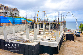 March 23, 2020 Construction Update: Building D