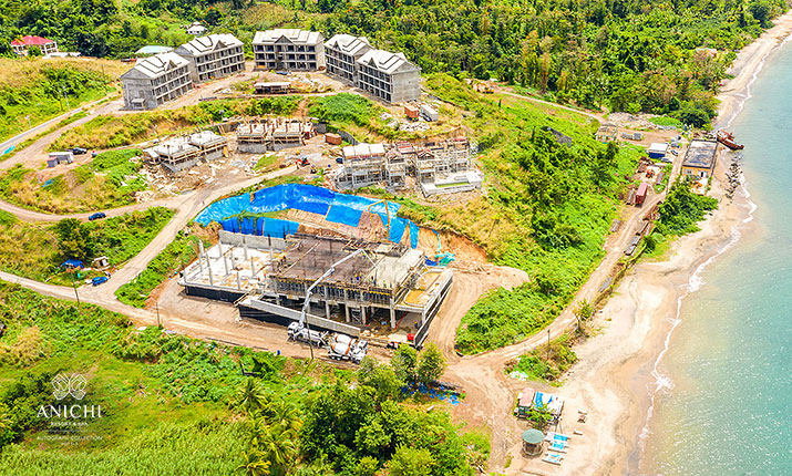 March 23, 2020 Construction Update -Anichi Resort & Spa