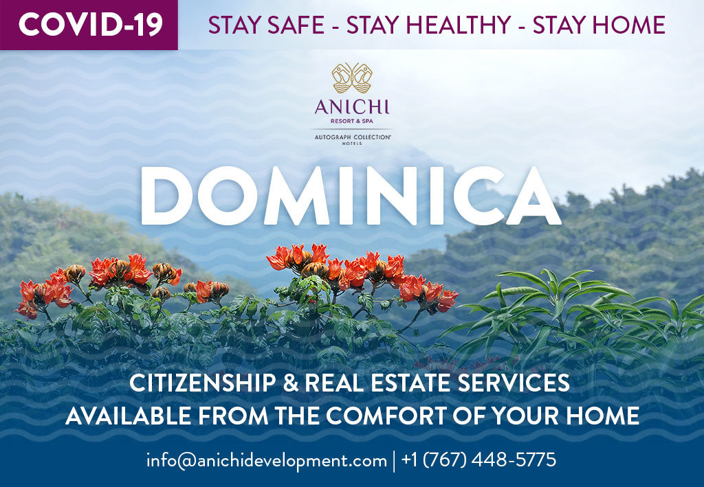 Obtaining Dominica Citizenship During Coronavirus (Covid-19) Crisis