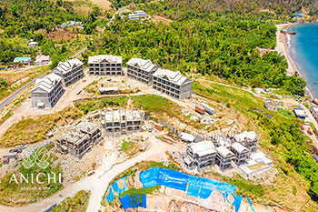 May 22, 2020 Construction Update: Construction Site of Anichi Resort & Spa