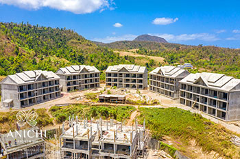 May 22, 2020 Anichi Resort & Spa Construction Update: Buildings 6-10