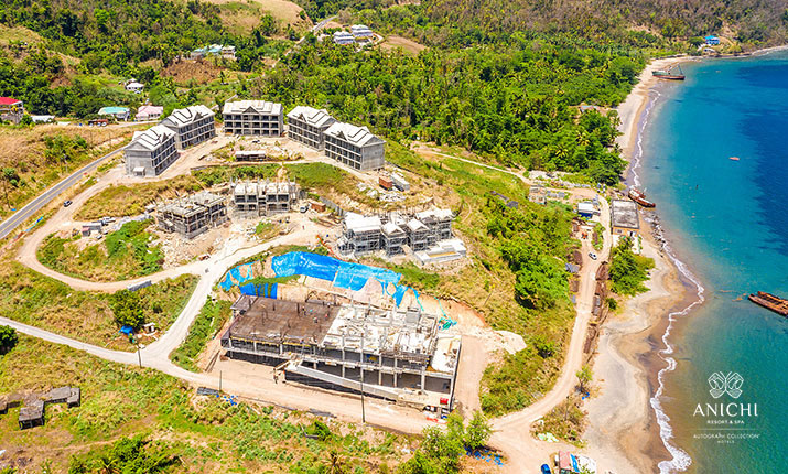 May 22, 2020 Construction Update - Anichi Resort & Spa