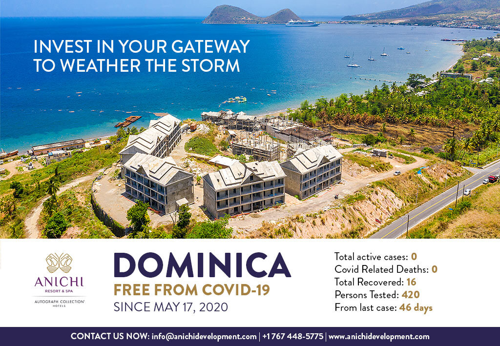 Covid-19: Dominica Free from Any New Cases since May 17, 2020