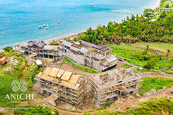 July 24, 2020 Construction Update: Buildings to the Caribbean Sea
