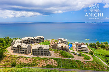 August 24, 2020 Construction Update: Construction Site of Anichi Resort & Spa