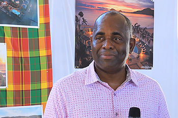 PM of Dominica, Hon. Roosevelt Skerrit
