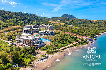 March 2021 Construction Update of Anichi Resort & Spa: Aerial View