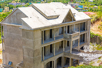 May 2021 Construction Update of Anichi Resort & Spa: Building 1