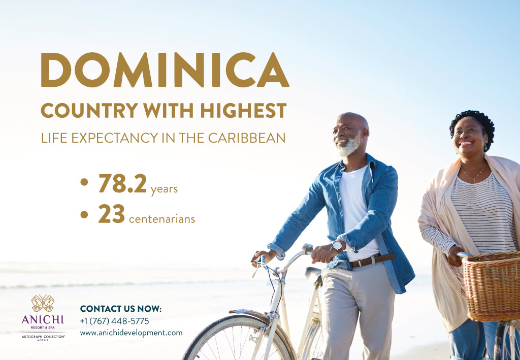 Citizenship by Investment: Country with Highest Life Expectancy in the Caribbean