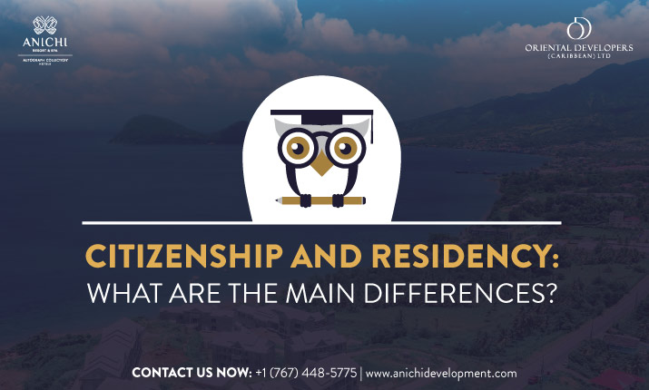 Citizenship and residency: what are the main differences?